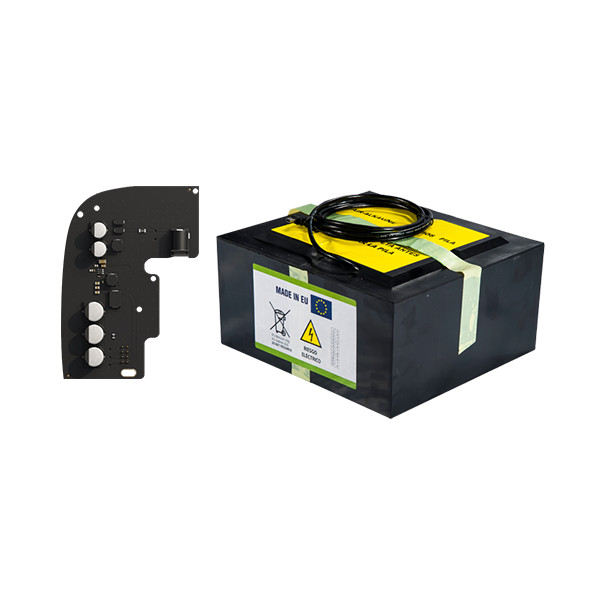 Module alimentation AJAX HUB2 + Batterie autonomie 7 Mois