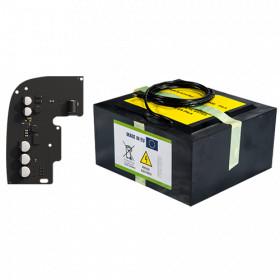 Module alimentation AJAX HUB2 + Batterie autonomie 14 Mois
