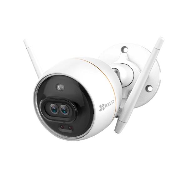 Caméra IP WIFI longue portée Double Objectif 2 MegaPixels EZVIZ C3X par HIKVISION