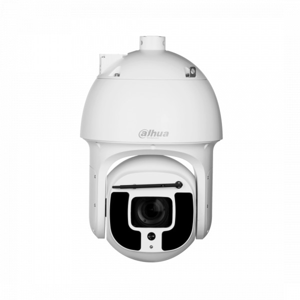 Caméra vidéo surveillance motorisée PTZ 360° IP HI-POE UHD 4K ONVIF DAHUA IR Laser 500M ZOOM X40 Auto-Tracking AI Exterieur