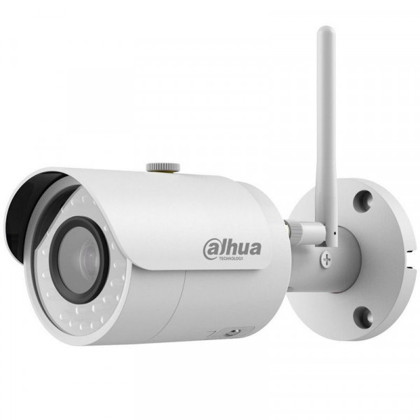 Caméra IP Tube WIFI IR 30M DAHUA ONVIF 3 MegaPixels H264+