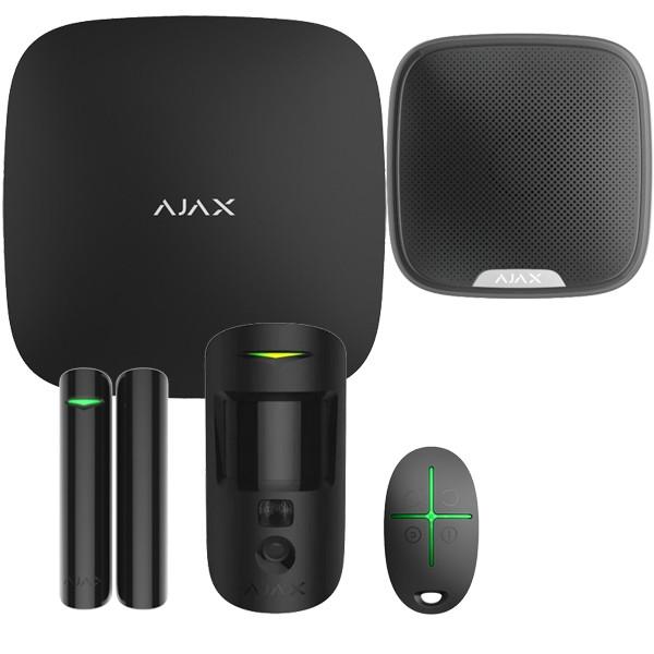 Alarme maison sans fil AJAX Cam Kit n°3