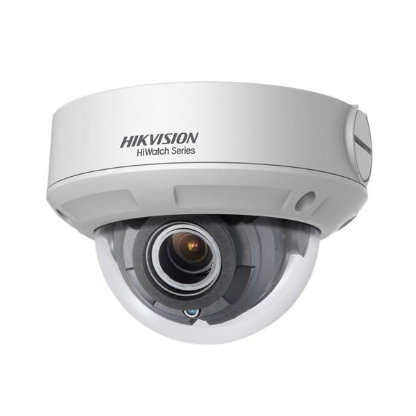 Dôme IP Zoom Motorisée X4 anti-vandal IR 30M ONVIF HIKVISION POE 4 MegaPixels - HWI-D640H-Z - Caméra de vidéo surveillance IP