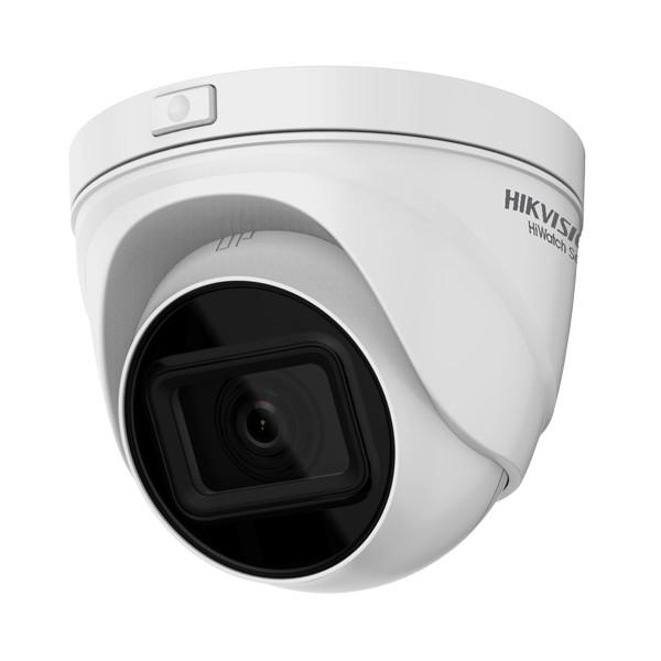 Dôme IP Zoom Motorisée X4 IR 30M ONVIF HIKVISION POE 4 MegaPixels - HWI-T641H-Z - Caméra de vidéo surveillance IP