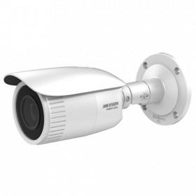 Tube IP Zoom Motorisée X4 IR 30M ONVIF HIKVISION POE 4 MegaPixels - HWI-T641H-Z - Caméra de vidéo surveillance IP