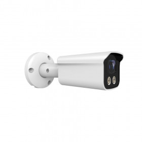 Caméra IP Tube anti-vandal IR 40M ONVIF POE Capteur SONY 4K UHD 8 MegaPixels Intelligence Artificielle