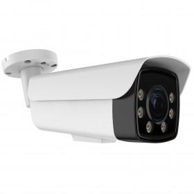 Caméra IP Dôme Zoom Motorisée X5 anti-vandal IR 60M ONVIF POE Capteur SONY 5 MegaPixels Intelligence Artificielle
