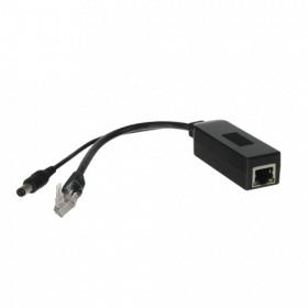 POE Splitter pour caméra IP sans POE