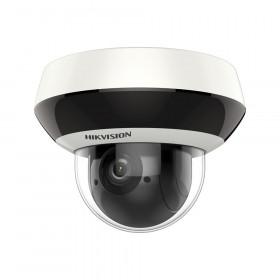 Caméra vidéo surveillance motorisée PTZ IP POE & WIFI 4 MegaPixels ONVIF HIKVISION IR 20M ZOOM X4 Extérieur