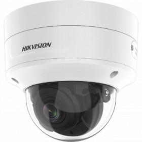 Caméra Dôme IP Zoom Motorisée X4 anti-vandal IR 40M ONVIF HIKVISION POE AcuSense 4K UHD 8 MegaPixels - DS-2CD2786G2-IZS