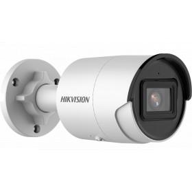 Tube IP anti-vandal IR 40M ONVIF HIKVISION POE AcuSense 4 MegaPixels - DS-2CD2046G2-I - Caméra de vidéo surveillance IP