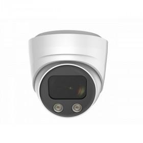 Dôme IP anti-vandal IR 40M ONVIF POE SONY 4K UHD 8 MegaPixels / Ref : EC-D4K40S - Caméra de surveillance numérique IP