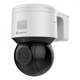 Caméra vidéo surveillance motorisée PTZ IP POE 4 MegaPixels ONVIF IR 50M ZOOM X4 Exterieur SAFIRE par HIKVISION