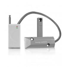 Detecteur ouverture porte garage sabot sans fil alarme gsm for Digicode sans fil pour porte de garage