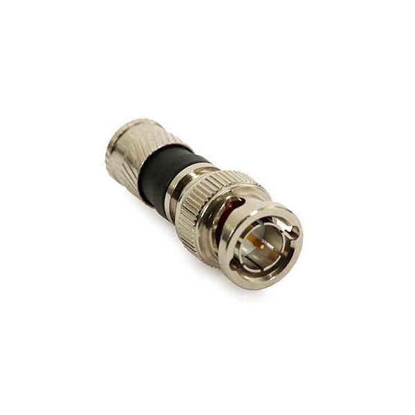 Connecteur BNC à compression câble KX6