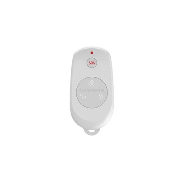 Télécommande porte-clé luxe 4 boutons MFprotect