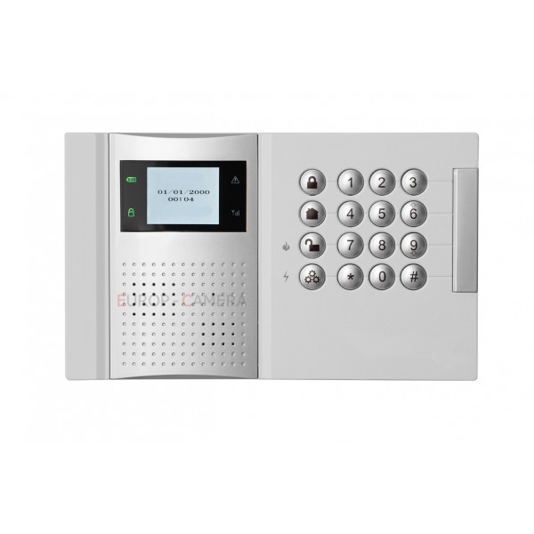 Système d'alarme PRO sans fil GSM + RTC 868 mhz immunité animaux 25 kg MFprotect