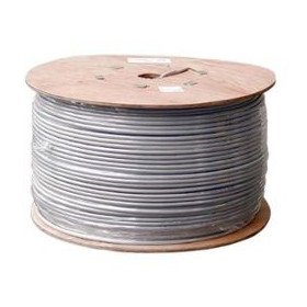 Câble multibrin ethernet rj45 Cat 6E FTP blindé touret de 500m
