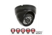 Dômes Anti-vandal 1000 TVL 1/3 SONY IMX138 IP66 IR 20m / EC-AVDS1000 - Caméra de Vidéo surveillance