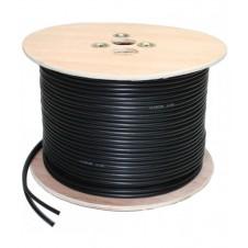 Bobine cable coaxial