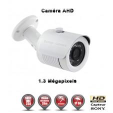 Tube AHD Anti-vandal HD 960P 1.3MP Capteur 1/3 SONY IMX238 IR 20m étanche réf: EC-AHDC20B - caméra vidéo surveillance
