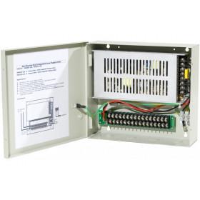 Alimentation professionnelle 12 volts - 5 amp - 4 sorties