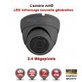 """Mini Dôme AHD Anti-vandal FULL HD 1080P 2.4MP Capteur 1/2.7"""" SONY IMX322 IR 20m étanche réf: EC-AHDD20FHD - caméra surveillance"""