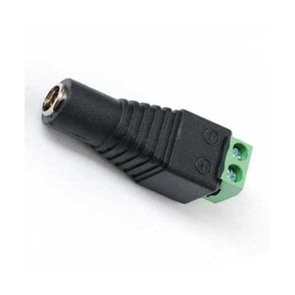 Connecteur 12 volts - Bornier femelle