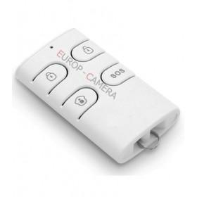 Télécommande 4 boutons pour alarme sans fil CHUANGO O3 / G5 / S5 / S9 / A9