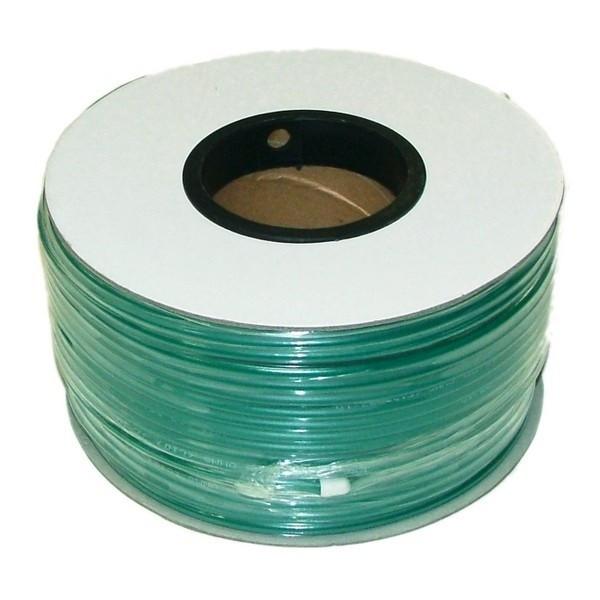 Câble coaxial vidéo KX6 vert bobine de 500 mètres