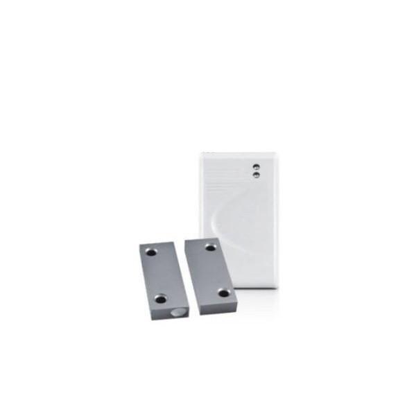 Détecteur d'ouverture Porte Métal / Garage sans fil 868 mhz bi-directionnel lithium MFprotect