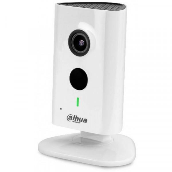 Caméra IP IR 10M WIFI ONVIF DAHUA 3 MegaPixels H264+ / REF : EC-C35 Caméra de vidéo surveillance numérique IP