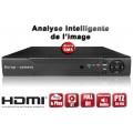 Enregistreur numérique 16 canaux H264 / Ref : EC-DVR16C