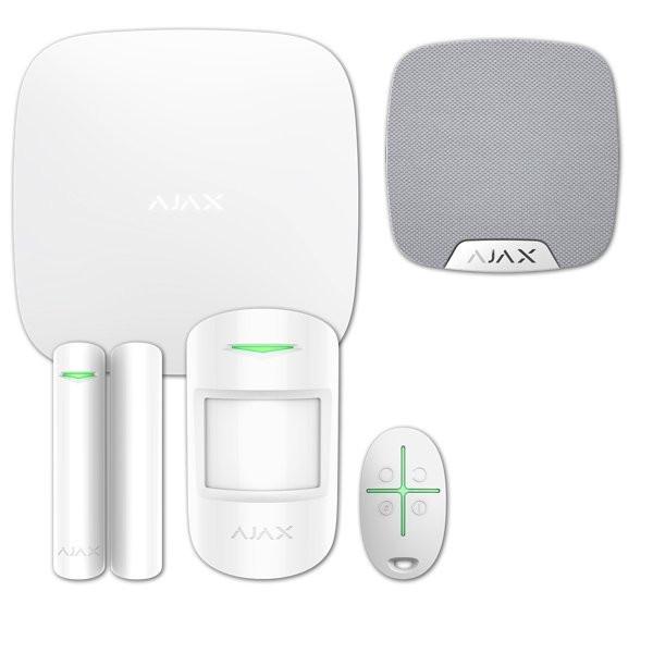 Alarme maison sans fil AJAX Kit n°2
