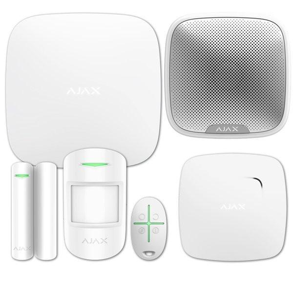Alarme maison sans fil AJAX Kit n°4