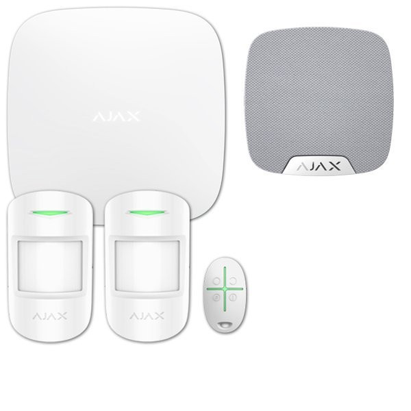 Alarme maison sans fil AJAX Kit n°5