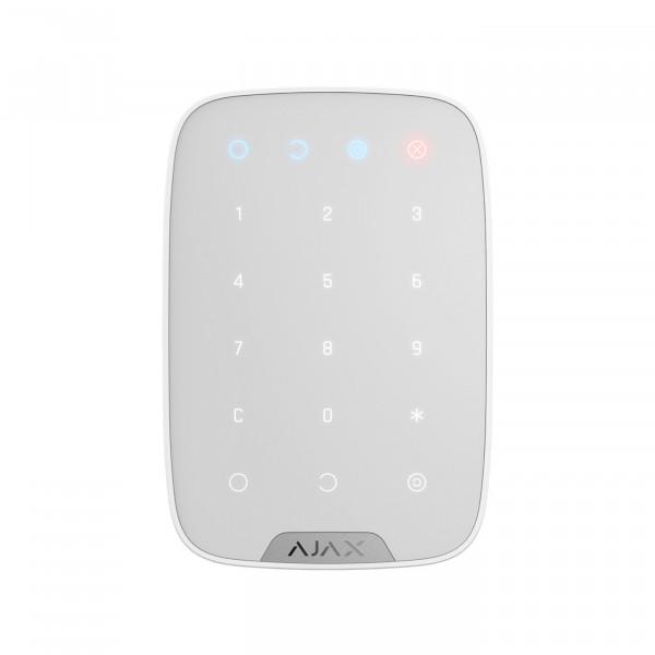 Clavier sans fil pour alarme AJAX - Ref : KeyPad