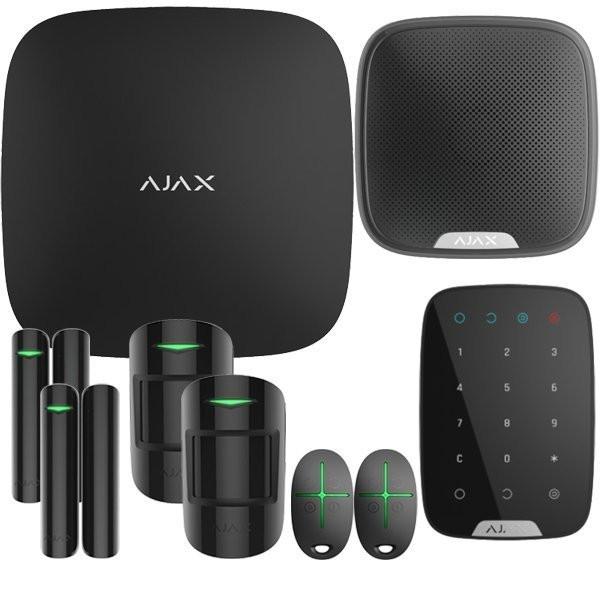 Alarme maison sans fil AJAX Kit n°10