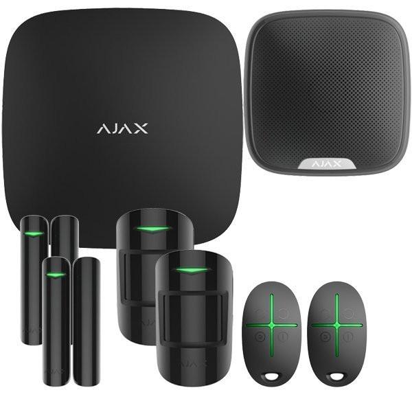 Alarme maison sans fil AJAX Kit n°8