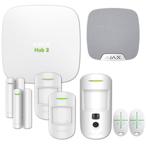 Alarme maison sans fil AJAX Cam Kit n°5
