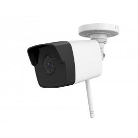 Caméra IP Tube WIFI IR 30M ONVIF HIKVISION 2 MegaPixels FULL HD 1080P H264+
