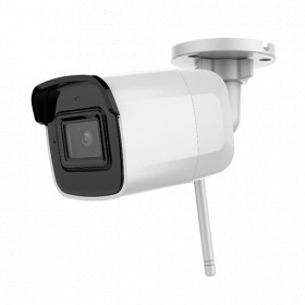 Caméra IP Tube WIFI IR 30M ONVIF HIKVISION SAFIRE 4 MegaPixels H265+