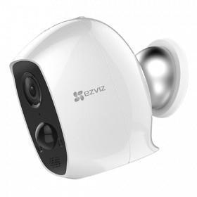 Caméra IP WIFI 100% sans fil avec batterie EZVIZ par HIKVISION