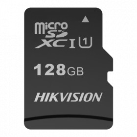 Carte mémoire microSD 128 GB HIKVISION