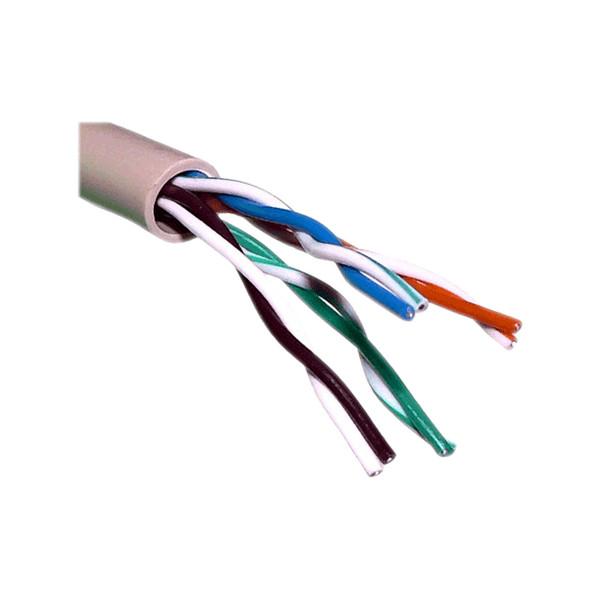 Câble ethernet rj45 Cat 5E UTP dévidoir de 305m