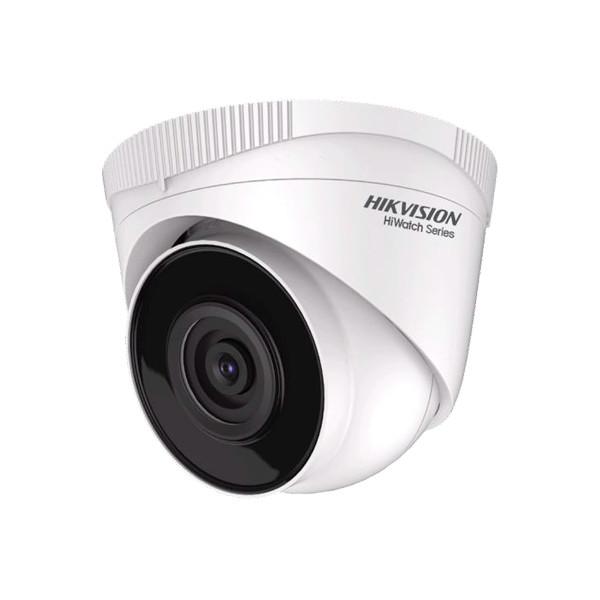 Dôme IP anti-vandal IR 30M ONVIF HIKVISION POE 4 MegaPixels - Caméra de vidéo surveillance IP