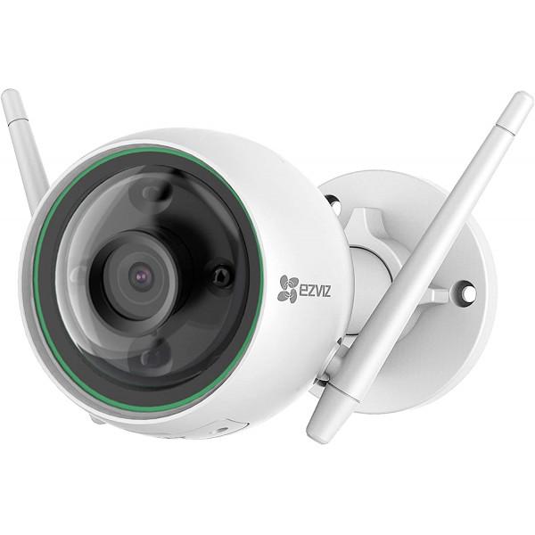 Caméra IP WIFI longue portée 2 MegaPixels EZVIZ C3N par HIKVISION