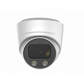 Caméra IP Dôme IP Zoom Motorisée X3 anti-vandal IR 30M ONVIF POE 4K UHD 8 MegaPixels