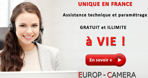 assistance gratuite uniquement chez europ-camera