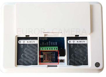 Montage alarme Gsm sans fil G5 S5